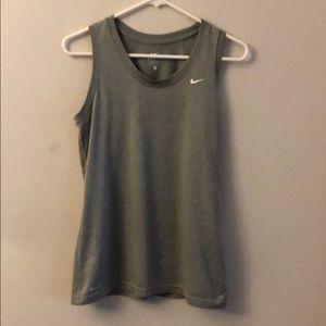 Nike sleeveless dri-fit